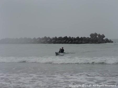 2014-03-01進水式&カヤックサーフィン (10)