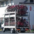 Photos: 赤い自転車