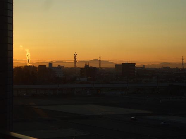 Photos: 入院した病院の窓から (1)