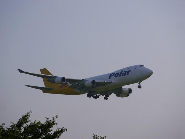 747ジャンボ貨物機