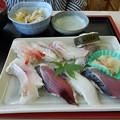 海鮮にぎり定食