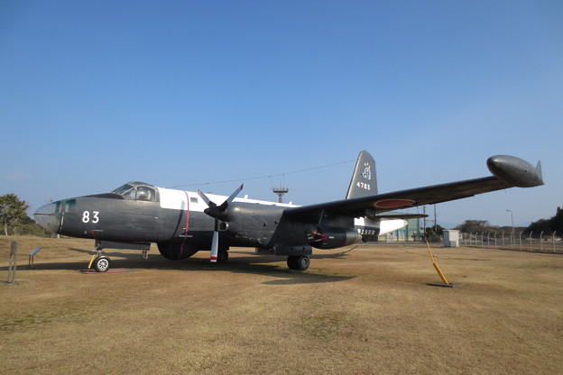 P-2J対潜哨戒機