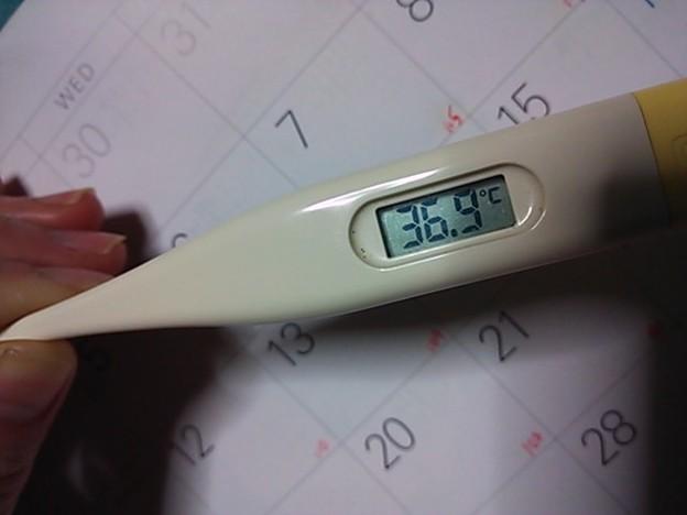 微熱 の 生理 前