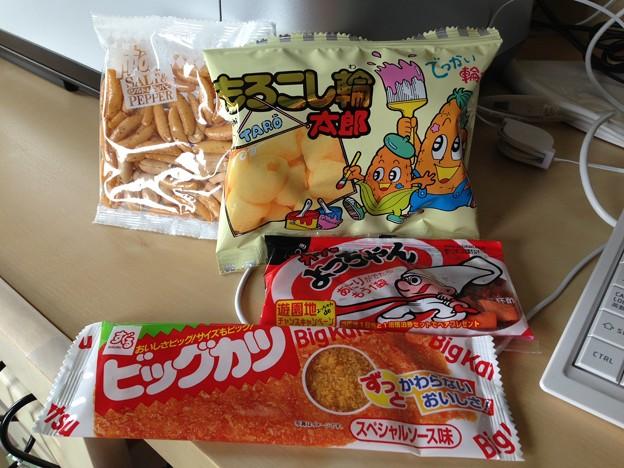 駄菓子シリーズ?q|゚Д゚|p ワオ!!