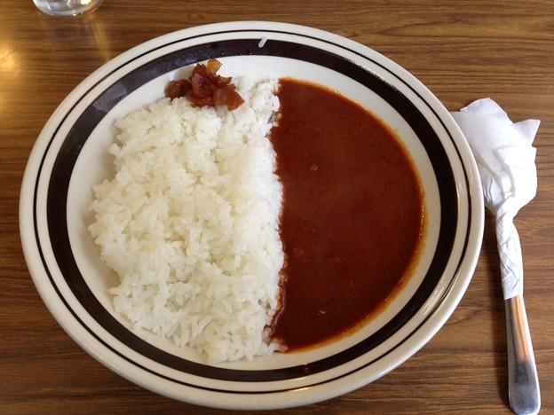Photos: ハヤシライス850円。