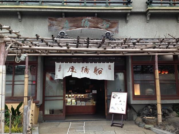 船橋屋 亀戸天神前本店(江東区亀戸)