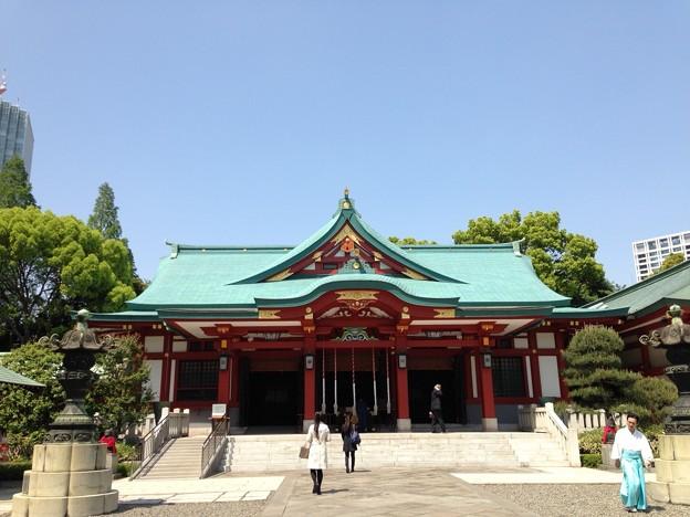 山王日枝神社(千代田区永田町)