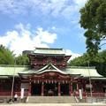 富岡八幡宮本宮