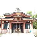 八幡神社(品川区東大井)
