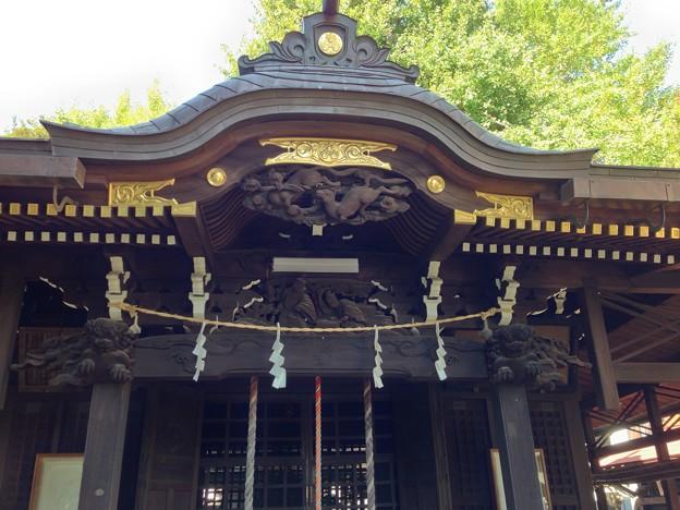橋戸稲荷神社(千住橋戸町)2