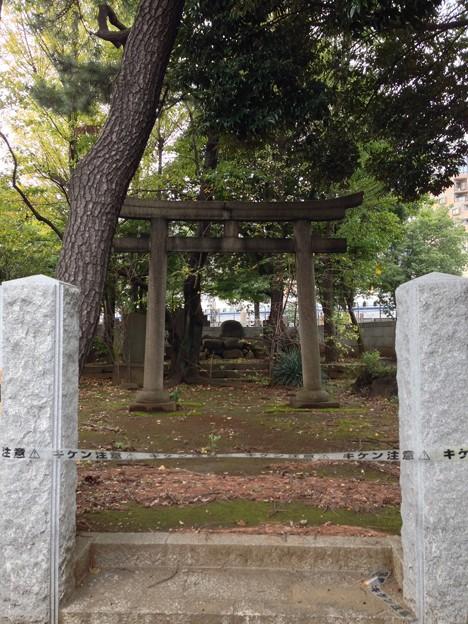 東海寺大山墓地(北品川3)