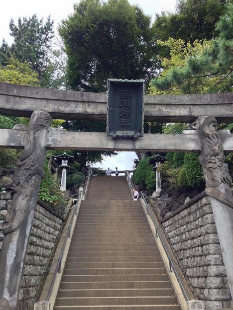 品川神社(北品川3)