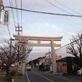 香取神宮 一の鳥居(香取市)