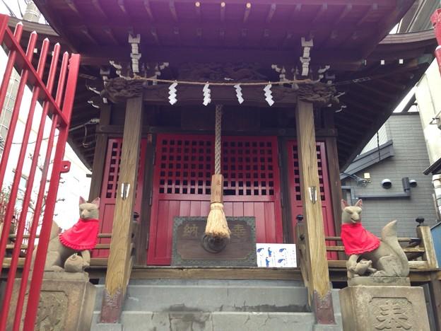 白玉稲荷神社(東大井2丁目)