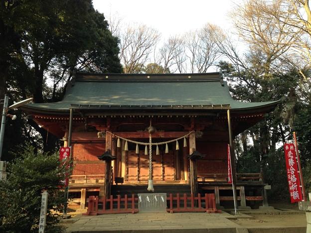 河越城 三芳野神社