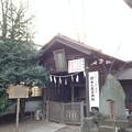写真: 川越氷川神社 柿本人麻呂神社