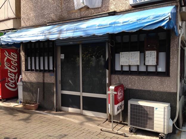 日正カレー(台東区清川)