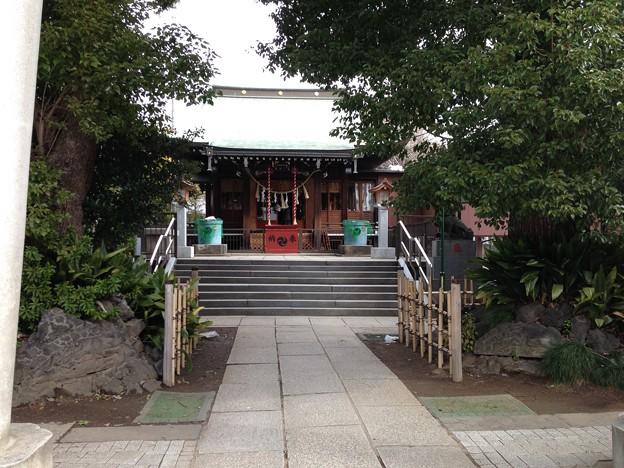 小村井香取神社(墨田区文花)