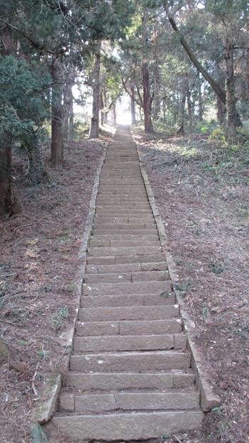 新府城(韮崎市)