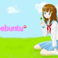 写真: clover_girl_1920x1080_logo