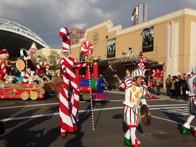 2013.11.22 USJ Wonder Christmas