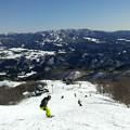 写真: Mt.Takasu、まぁ、うんと高っす。