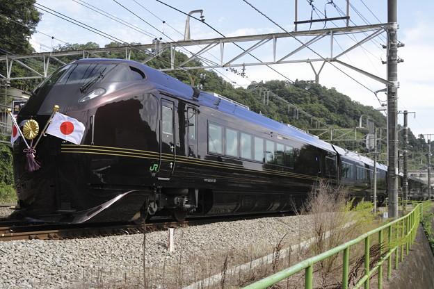 E655お召し列車
