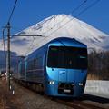 本日の一枚。富士山とMSE。