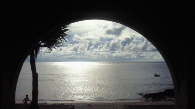 写真: ダンヌ浜です(^-^)v ...