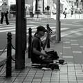 音のある街角