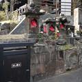 柴石温泉(4)むし湯跡