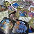 写真: 【門★販売】ネクロスの要塞カードまとめはなかなかMAD カードが光るね...