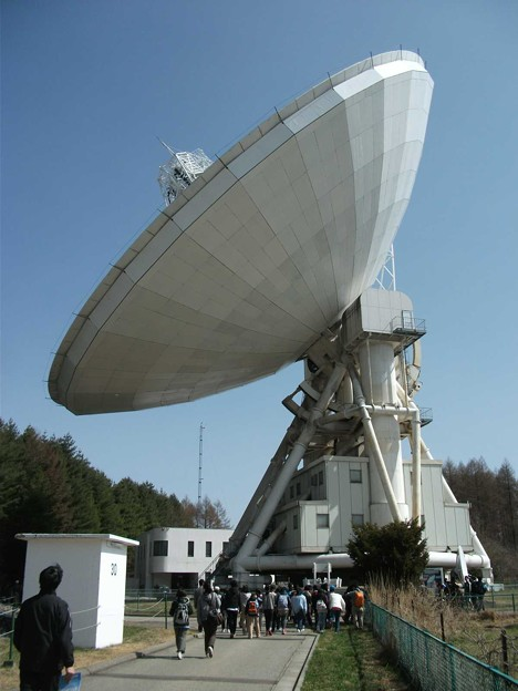 国立天文台 野辺山61