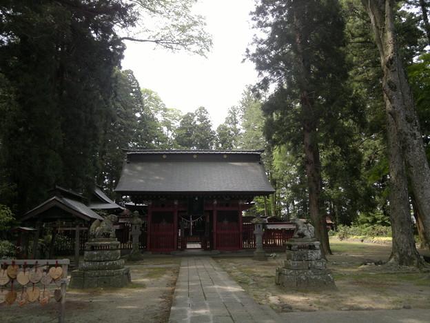 八槻都都古別神社2