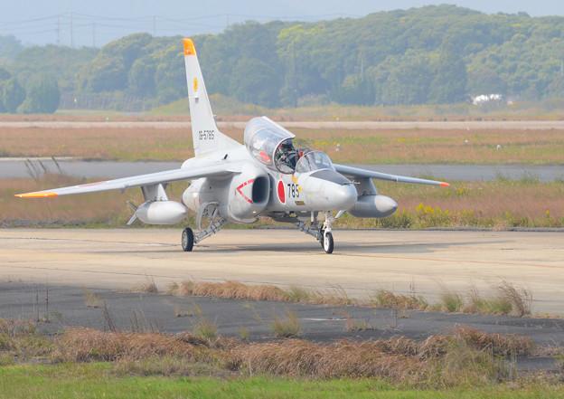 築城基地 訓練飛行 T-4