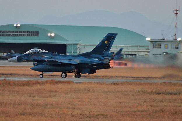 F-2 アフターバーナー綺麗です!