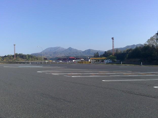 蒜山高原SA