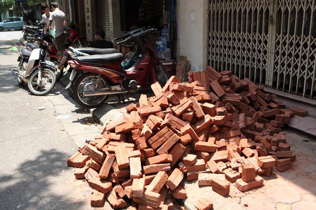 IMG_8444ベトナム旅行・ハノイにて