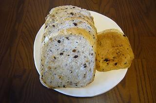 130927-3 胡桃山ぶどう胡麻パン