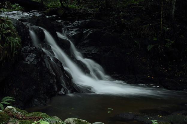 七つ滝 4の滝(1)  能美市辰口