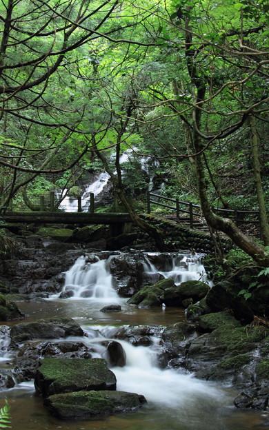 七つ滝 三の滝