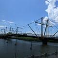 Photos: 十二町潟横断橋(1)