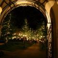 夜のチャペル 結婚式場
