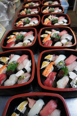 お寿司の出前