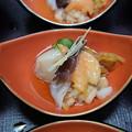Photos: 貝のおか盛り 甘酢掛け