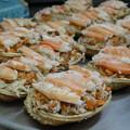 Photos: セコガニの一皿