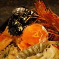 Photos: 市田柿のなますと黒豆