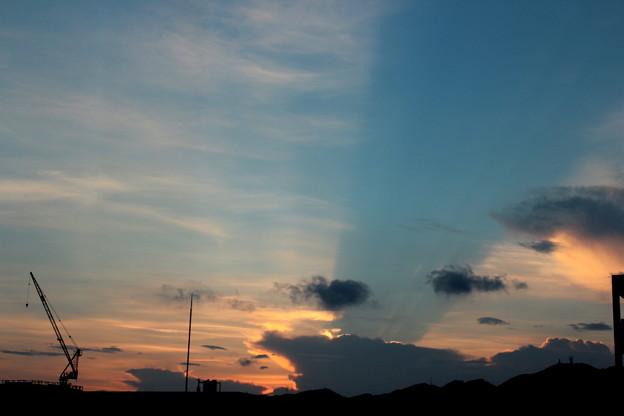 薄明光線(2)