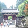 Photos: 待望の二荒山神社と久しぶり...