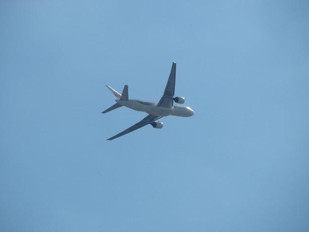 Photos: 離陸。